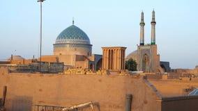 伊朗的圆顶 影视素材