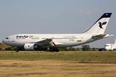 伊朗航空 免版税库存照片