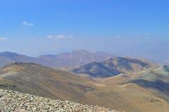 ?? 伊朗首都德黑兰 攀登山 库存图片