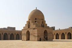 伊本・图伦清真寺 免版税图库摄影