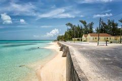伊柳塞拉海岛,巴哈马 库存图片
