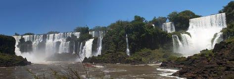 伊瓜苏,阿根廷,南美 免版税图库摄影