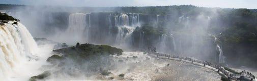 伊瓜苏,阿根廷,南美 免版税库存图片
