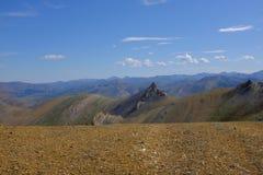 伊瓦维克国家公园山  免版税库存图片