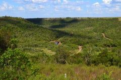 伊甸园谷, Tacuarembo -乌拉圭 库存图片