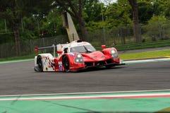 伊莫拉,意大利2016年5月13日:最后FRA Ligier JS P3 -在伊莫拉榆木回合的日产2016年 图库摄影