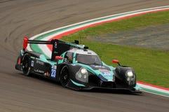 伊莫拉,意大利2016年5月13日:PANIS BARTHEZ竞争FRA Ligier JS P3 -在伊莫拉榆木回合的日产2016年 图库摄影