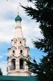 伊莱贾教会先知在雅罗斯拉夫尔市俄罗斯 库存照片