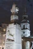 伊迪丝卡夫尔纪念品在圣MartinÂ的地方伦敦 库存照片