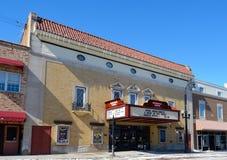 伍德斯托克剧院 库存图片