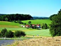 巴伐利亚土地 库存图片