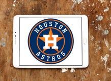 休士顿太空人棒球队商标 图库摄影