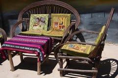休息地方在南美 免版税图库摄影