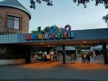 休斯敦动物园 免版税图库摄影