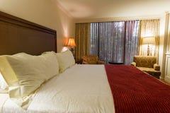 休斯敦- 2013年12月13日:Houstonian旅馆 免版税图库摄影
