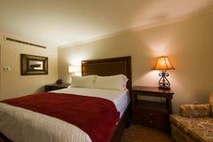 休斯敦- 2013年12月13日:Houstonian旅馆 库存照片
