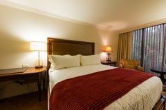 休斯敦- 2013年12月13日:Houstonian旅馆 库存图片