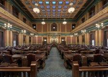 众议院房间 库存照片