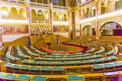 众议院的礼堂 免版税库存图片