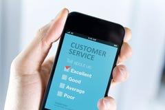 优秀顾客服务支持 免版税图库摄影