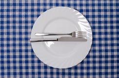 优秀-就餐举止 免版税库存图片