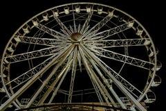 优秀Ferriswheel轮子在开普敦 免版税库存照片