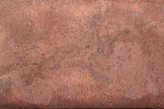 优美的桃红色花岗岩墙壁纹理  库存照片