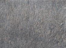 优美的灰色花岗岩老墙壁纹理  免版税库存图片