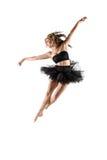 优美的舞蹈演员 免版税库存照片
