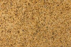 优美的黄色花岗岩 免版税图库摄影