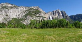 优胜美地谷,加利福尼亚 库存照片