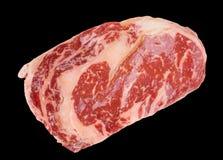 优质质量ribeye牛排 图库摄影
