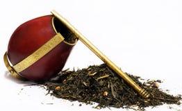 伙伴茶 免版税库存照片