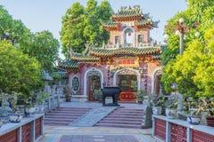 会安市古镇,广南省,越南 免版税库存图片