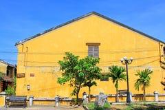 会安市古镇,越南联合国科教文组织世界遗产名录 免版税库存照片