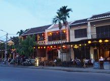 会安市老镇在越南 免版税库存照片