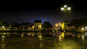 会安市老镇,越南 图库摄影