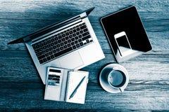 会计科目企业概念服务台办公室 库存图片