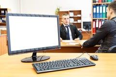会议办公室 库存图片