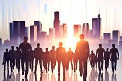 会议和成功概念 免版税图库摄影
