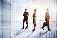 会议和职业概念 免版税图库摄影