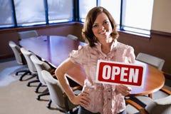 会议室空的藏品办公室开放符号工作&# 库存照片