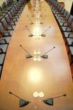 会议空的空间 库存图片
