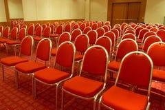 会议空的空间 免版税图库摄影