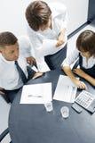 会议 免版税图库摄影