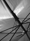 伞框架抽象射击  免版税库存照片