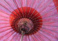 伞的细节 免版税库存图片