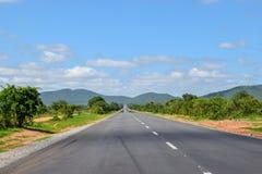 伟大的东部,赞比亚 库存图片