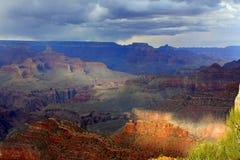 伟大的大峡谷 免版税图库摄影