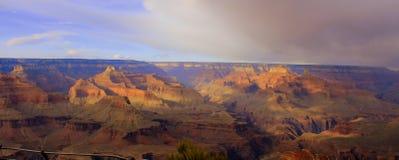 伟大的大峡谷 免版税库存照片